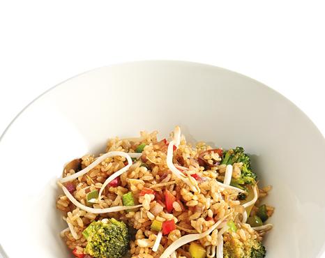 Лапша, блюда из риса