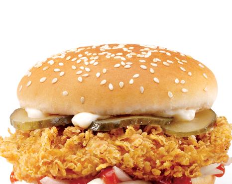 Бургеры KFC