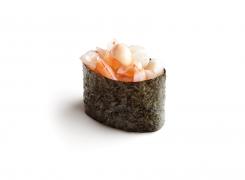 Суши спайс с креветками