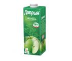Яблочный сок, 1 л
