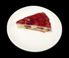 Творожно-клубничный тарт