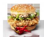 Шефбургер острый