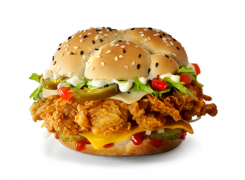 Темный Бургер