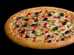 Любители овощей пан тесто, 30 см