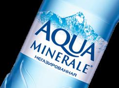 Аква Минерале, негаз, 0,6