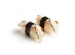 Суши с угрем, 2 штуки