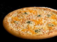 Четыре сыра супертесто, 30 см