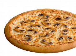 Грибная пан тесто, 30 см