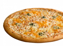 Четыре сыра пан тесто, 30 см