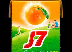 Сок апельсиновый J7 0,2