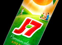 Сок апельсиновый J7 0,97