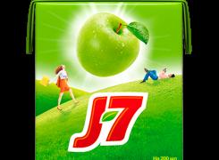 Сок яблочный J7 0,2
